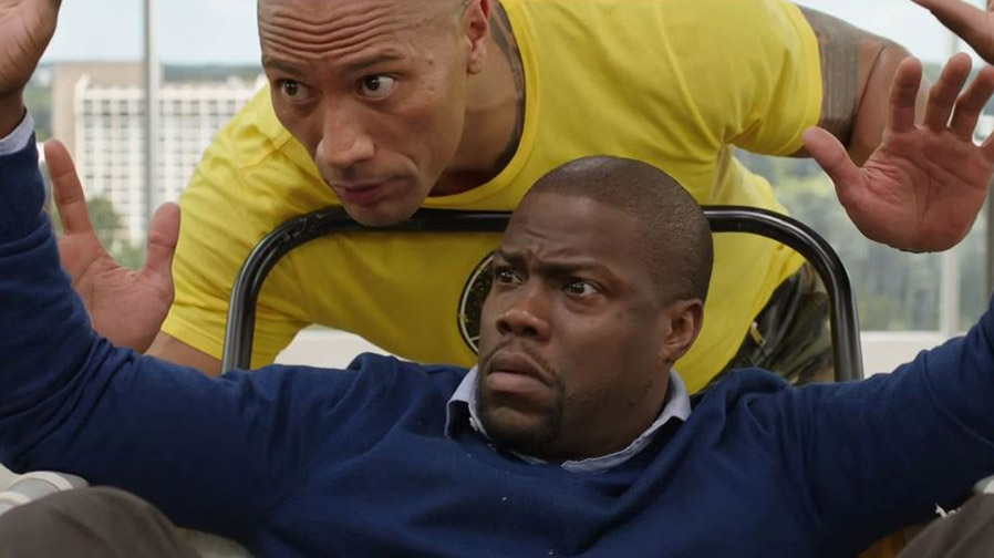 'Central Intelligence' gets a totally boss new trailer