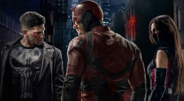 The Punisher and Elektra suit up in new 'Daredevil' poster