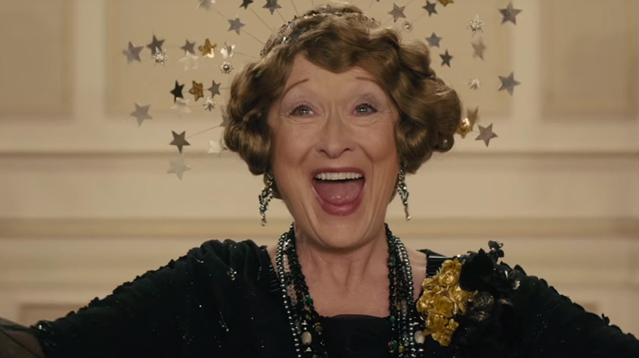 Get ready for the voice of 'Florence Foster Jenkins'