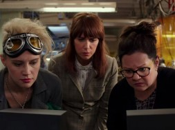 Ghostbusters International Trailer SpicyPulp