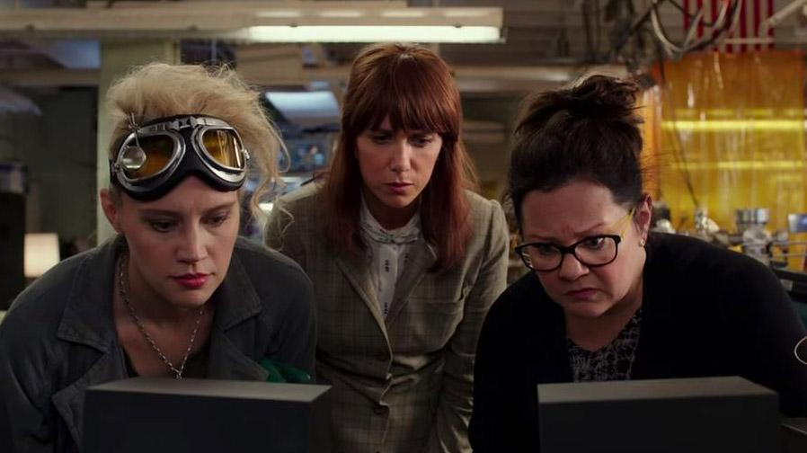 'Ghostbusters' are back with a new international trailer