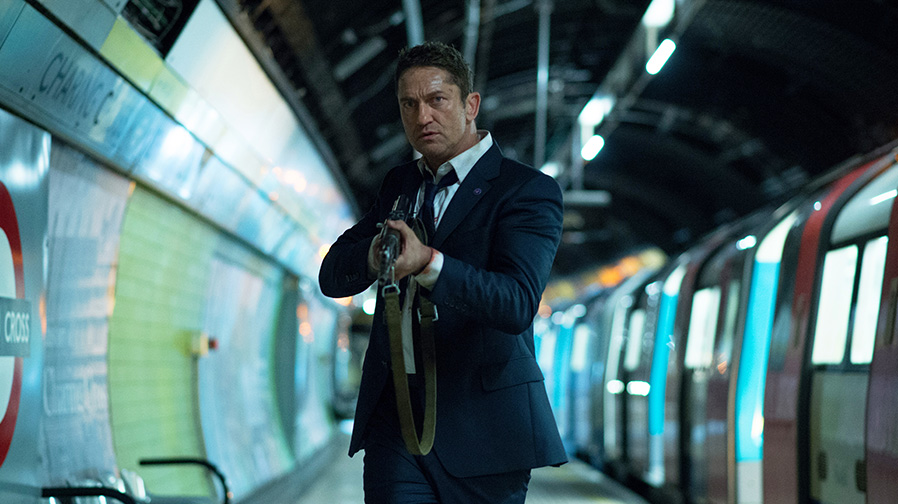 Five movies to watch before you see 'London Has Fallen'