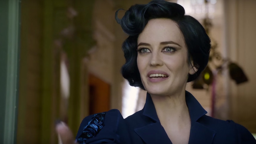 Madness awaits in the first trailer for 'Miss Peregrine's Home for Peculiar Children'