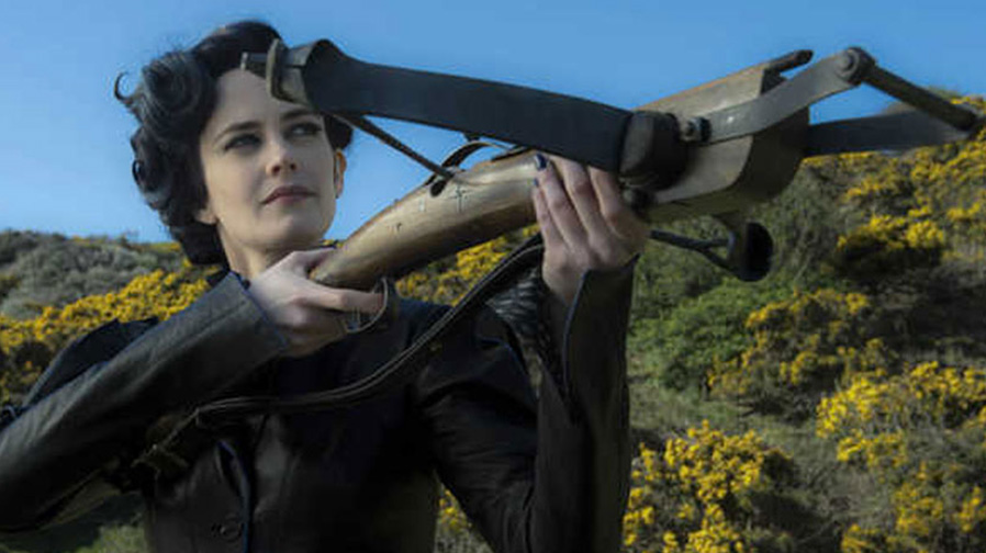 First look at Tim Burton's 'Miss Peregrine's Home For Peculiar Children'