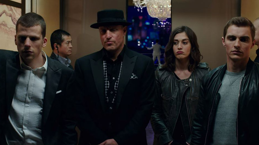 The tricks are bigger in new trailer for 'Now You See Me 2'