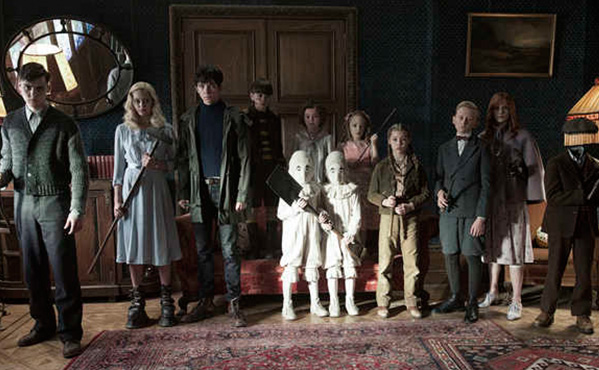 Miss Peregrine's Home For Peculiar Children SpicyPulp