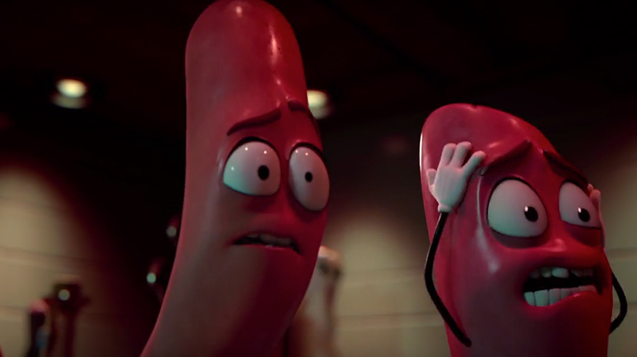 'Sausage Party' – Review