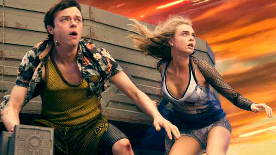 First look at Luc Besson's 'Valerian and the City of a Thousand Planets'