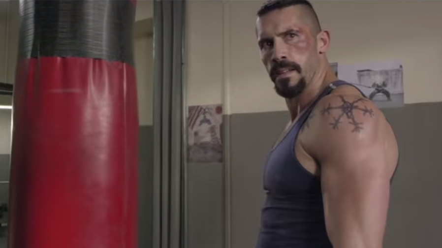 Scott Adkins finds his rage in 'Boyka: Undisputed'