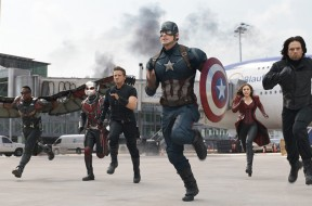 Captain America Civil War Featurette SpicyPulp