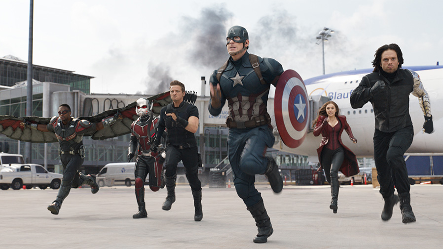 'Captain America: Civil War': Team Cap vs Team Iron Man