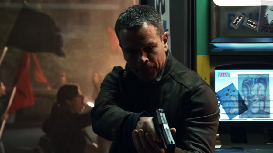 Matt Damon amps up the intensity in new 'Jason Bourne' trailer