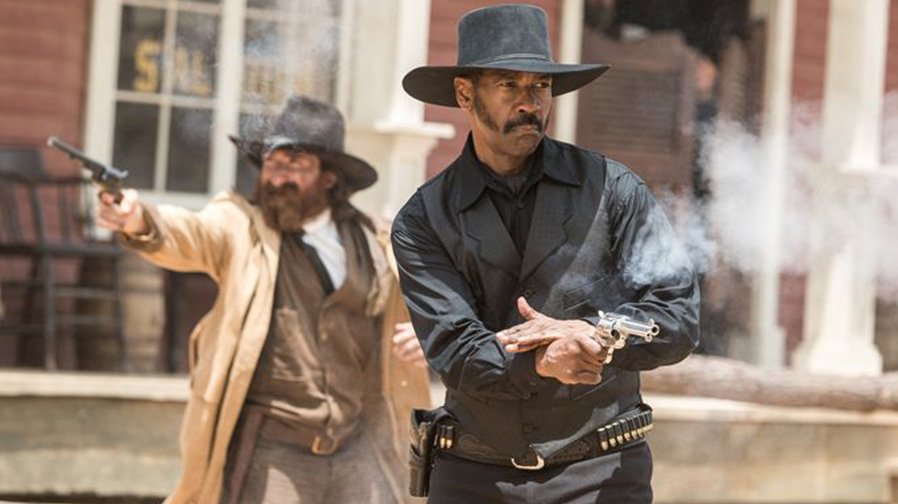 The Magnificent Seven First Look SpicyPulp