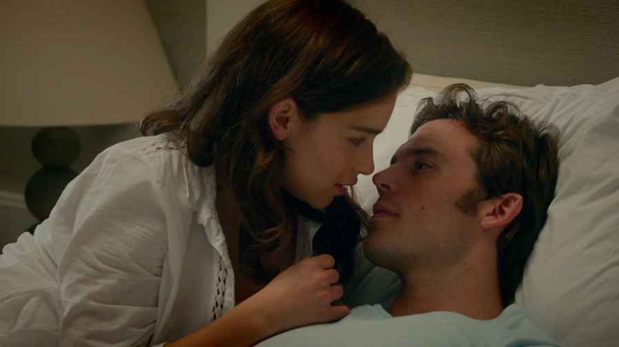 Grab your tissues for the new 'Me Before You' trailer