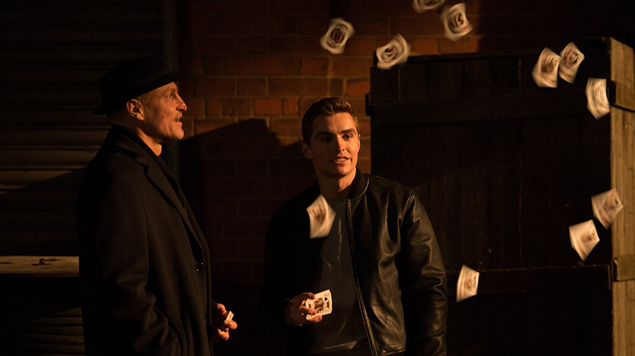 See behind the illusion in new images for 'Now You See Me 2'