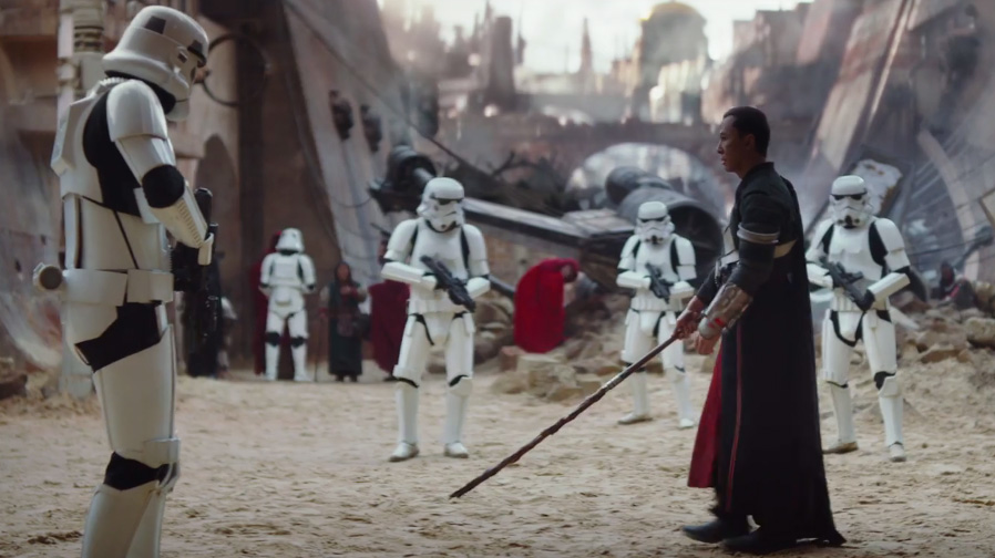 Star Wars Rogue One Five Trailer Moments SpicyPulp