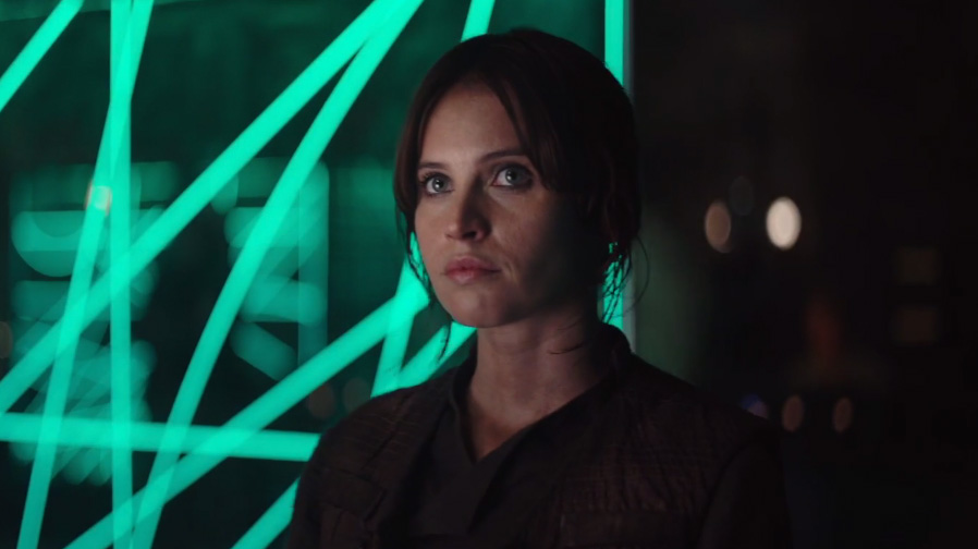 First trailer for 'Star Wars: Rogue One' promises movie magic