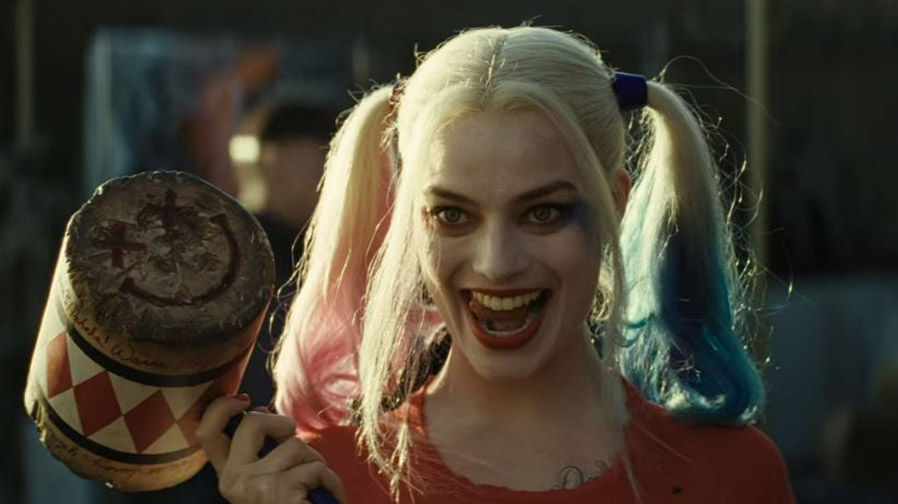 The 'Suicide Squad' crash MTV Movie Awards with new clip