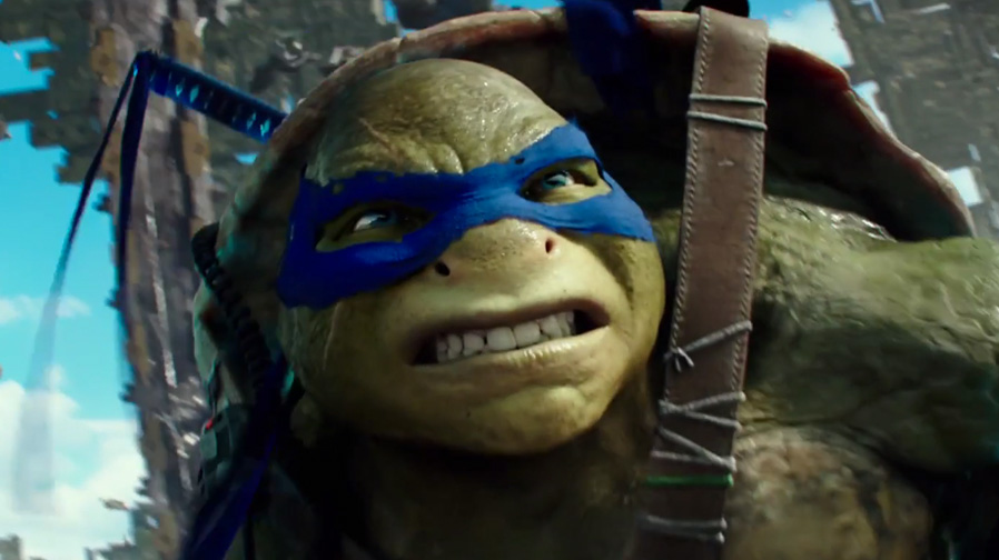 New 'Teenage Mutant Ninja Turtles: Out of the Shadows' trailer teases big action