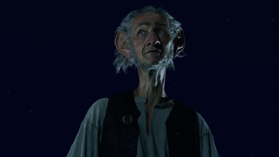 New trailer for 'The BFG' is simply magical