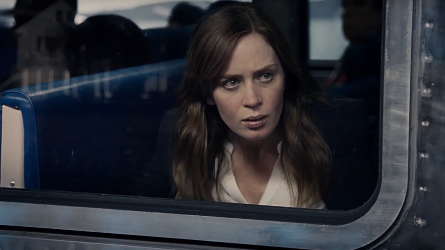 'The Girl on the Train' trailer is as creepy and endearing as they come
