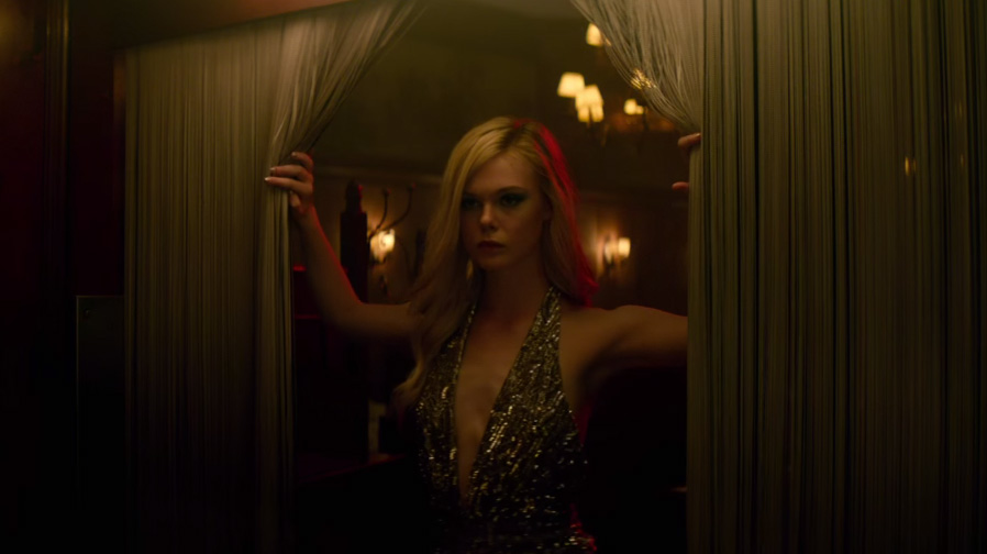 The fashion is killer in 'The Neon Demon'