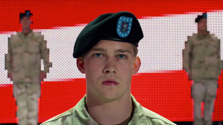The emotion flows in 'Billy Lynn's Long Halftime Walk' trailer