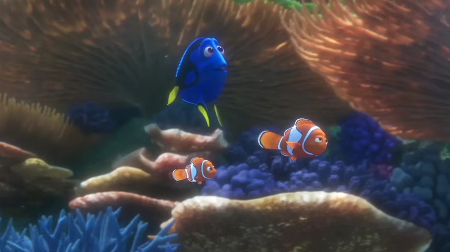 New 'Finding Dory' trailer encourages audiences to just keep swimming
