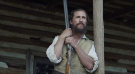 Matthew McConaughey makes a call for arms in 'Free State of Jones'