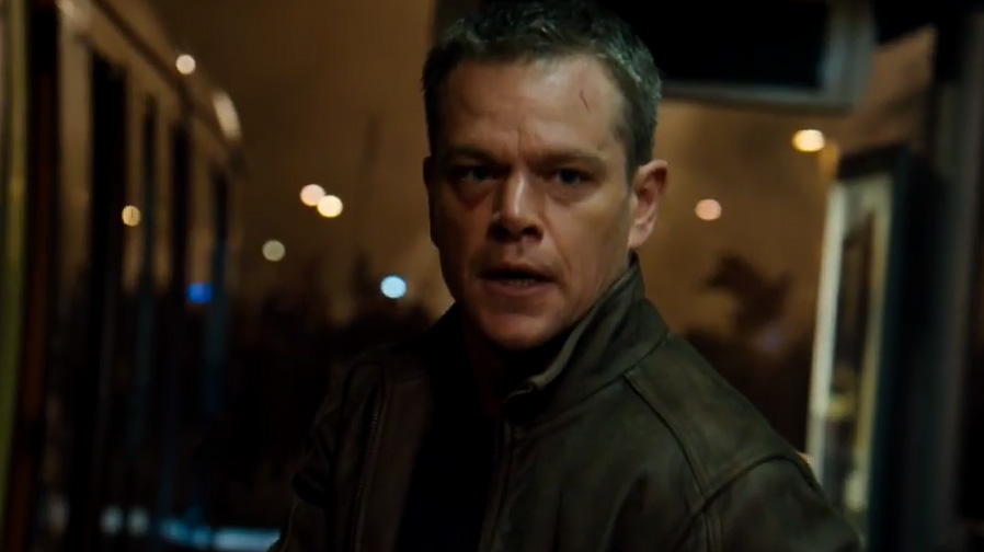 'Jason Bourne' is back in a new featurette