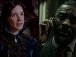 Jessica Chastain Idris Elba SpicyPulp