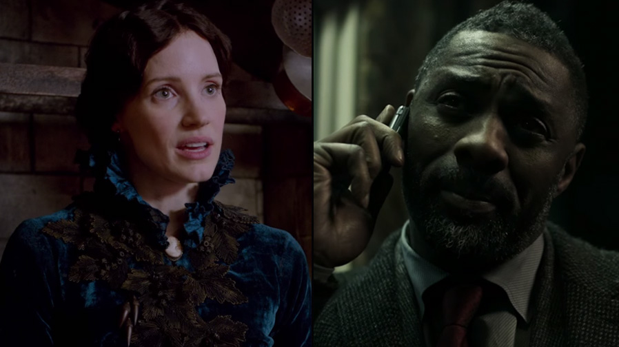 Aaron Sorkin's 'Molly's Game' scores Idris Elba to star opposite Jessica Chastain