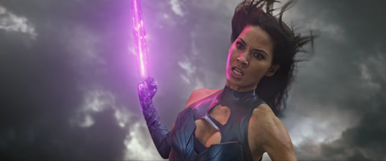 Olivia Munn discusses Psylocke in new 'X-Men: Apocalypse' featurette