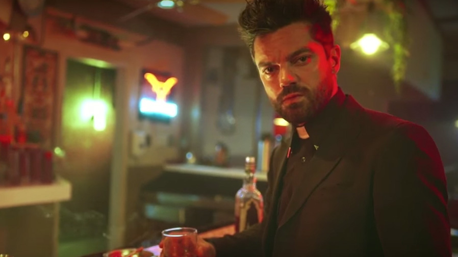Meet the wild characters of AMC's 'Preacher'