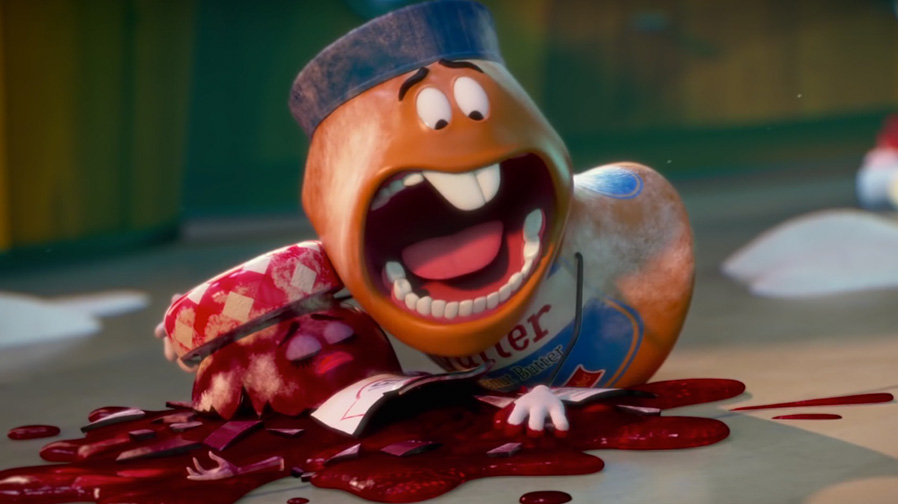 It's time to escape the kitchen in new 'Sausage Party' trailer