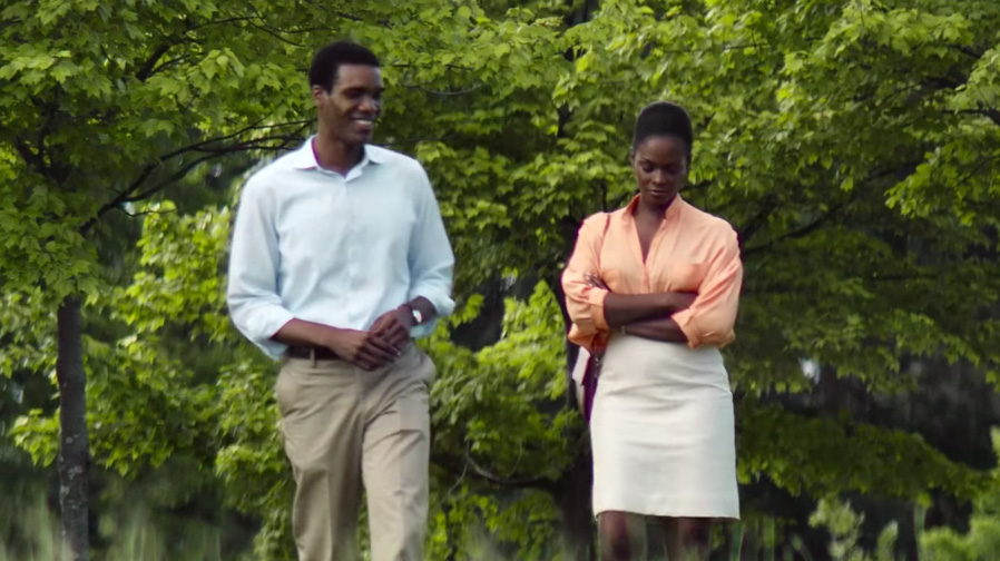 'Southside with You' trailer shows a young Barack and Michelle Obama falling in love