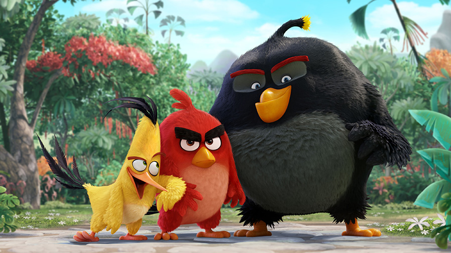 'The Angry Birds Movie' – Review