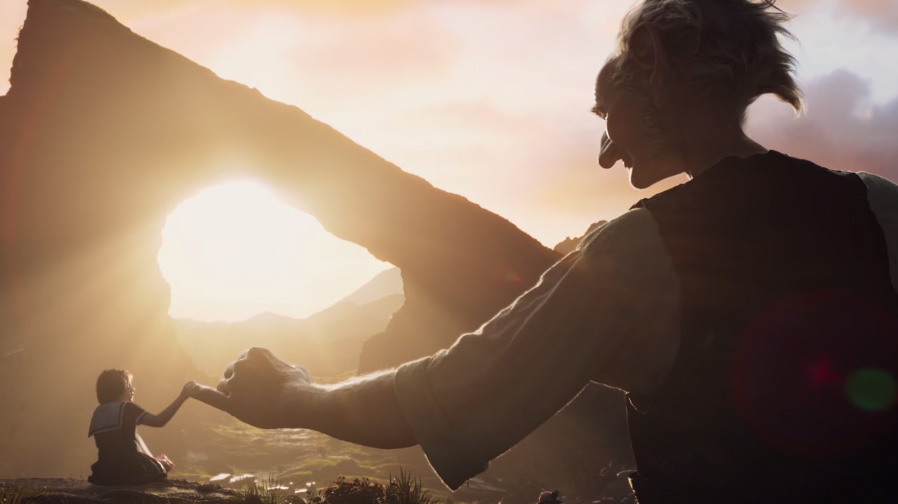 An extraordinary journey awaits in the new trailer for 'The BFG'