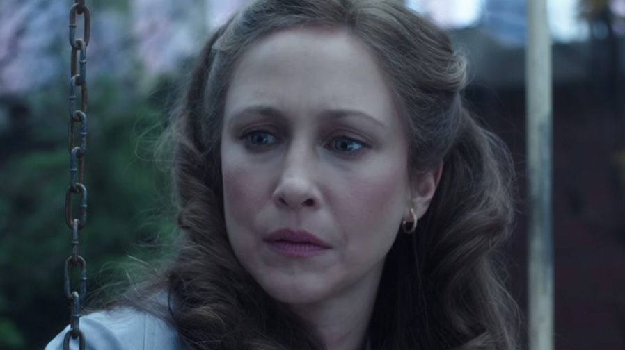 'The Conjuring 2' featurette delves into the 'strange happenings in Enfield'