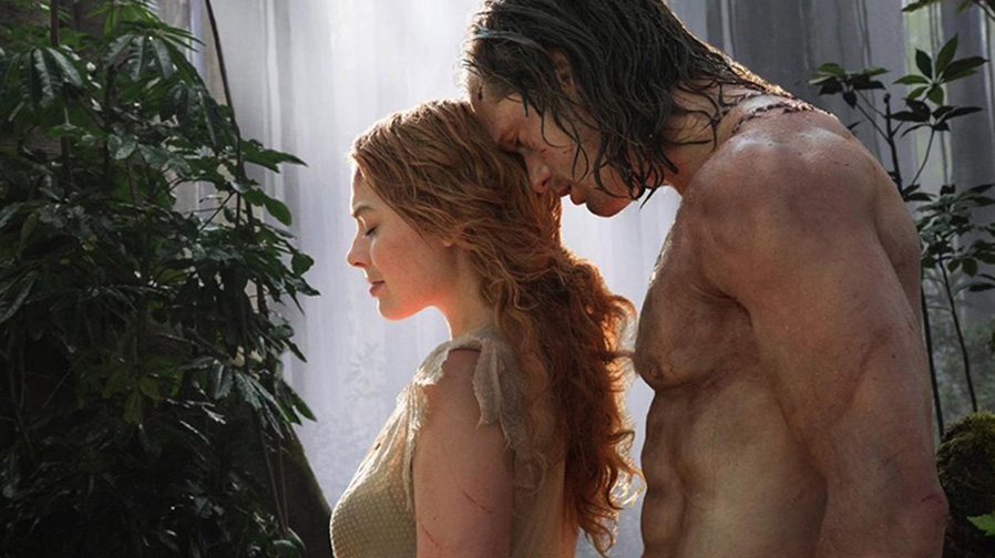 'The Legend of Tarzan' unleashes fury in new TV spots