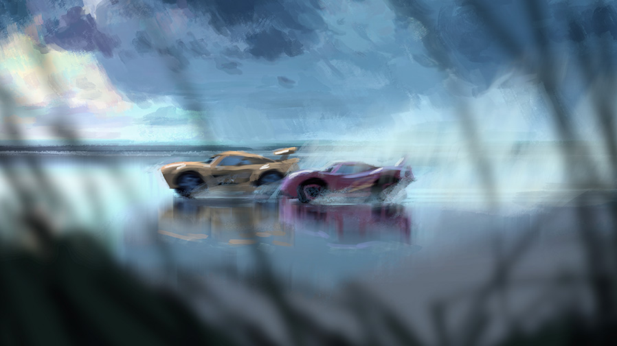 'Cars 3' ready for the big screen in 2017