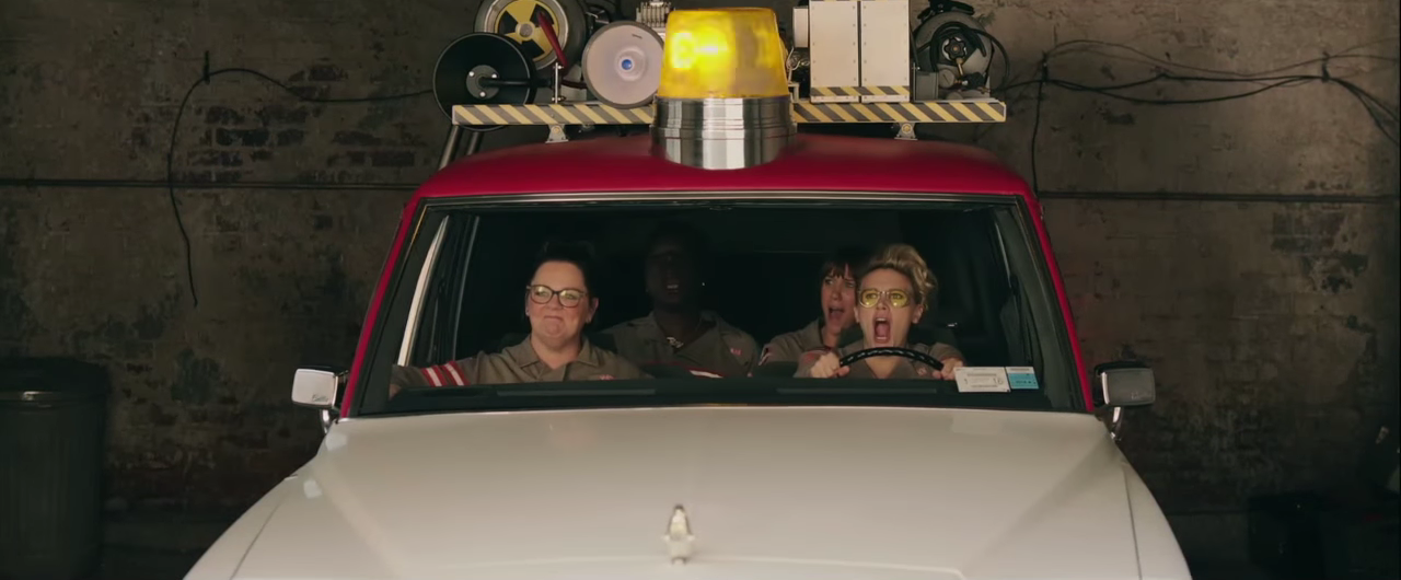 New 'Ghostbusters' featurette explores The Ecto-1