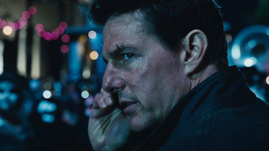 Tom Cruise is back in vigilante form for 'Jack Reacher: Never Go Back'