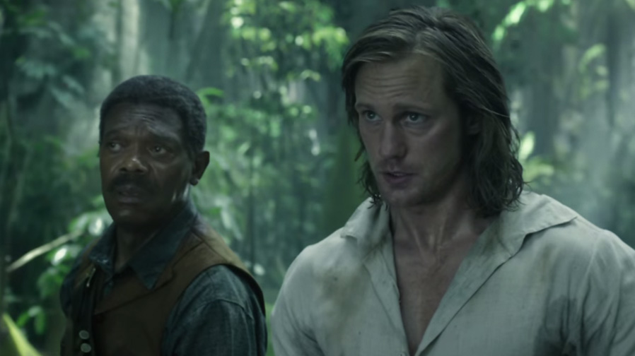 Skarsgard unleashes the beast in 'Legend of Tarzan' final trailer