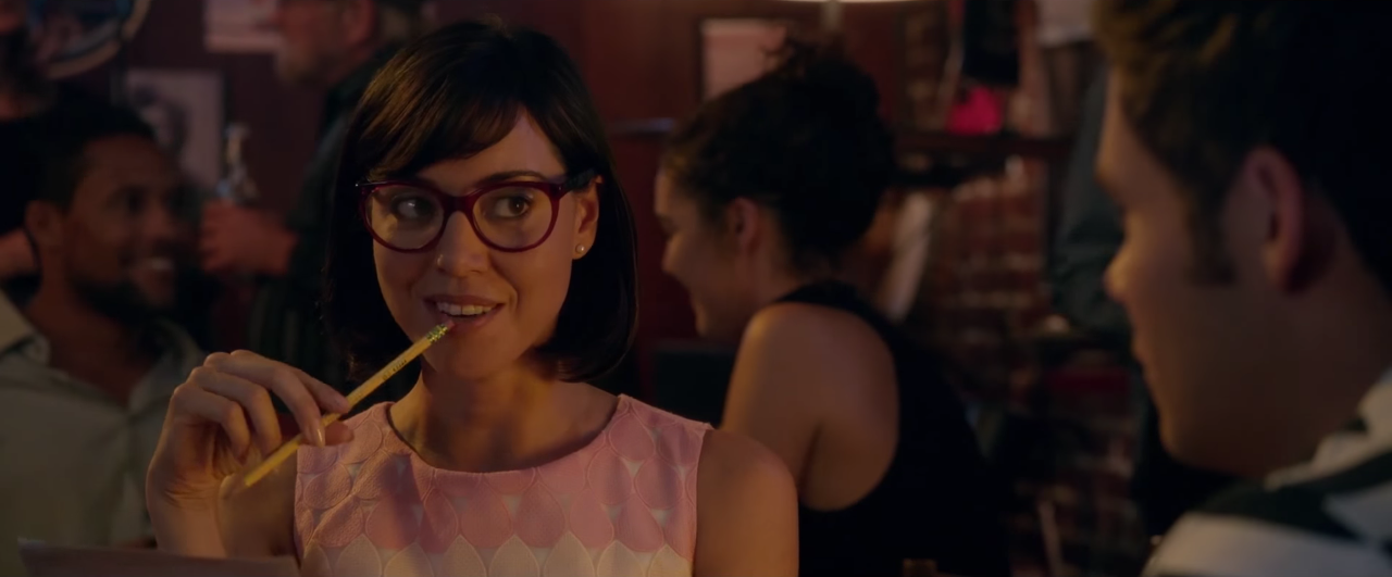Aubrey Plaza and Anna Kendrick kill it in this hilarious new clip from 'Mike and Dave Need Wedding Dates'