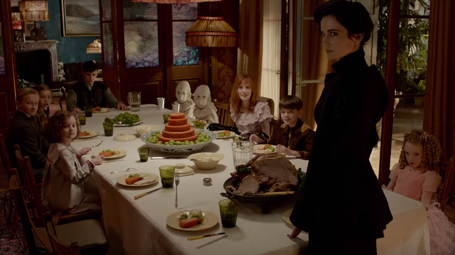 Eva Green is a unique talent in new trailer for 'Miss Peregrine's Home for Peculiar Children'