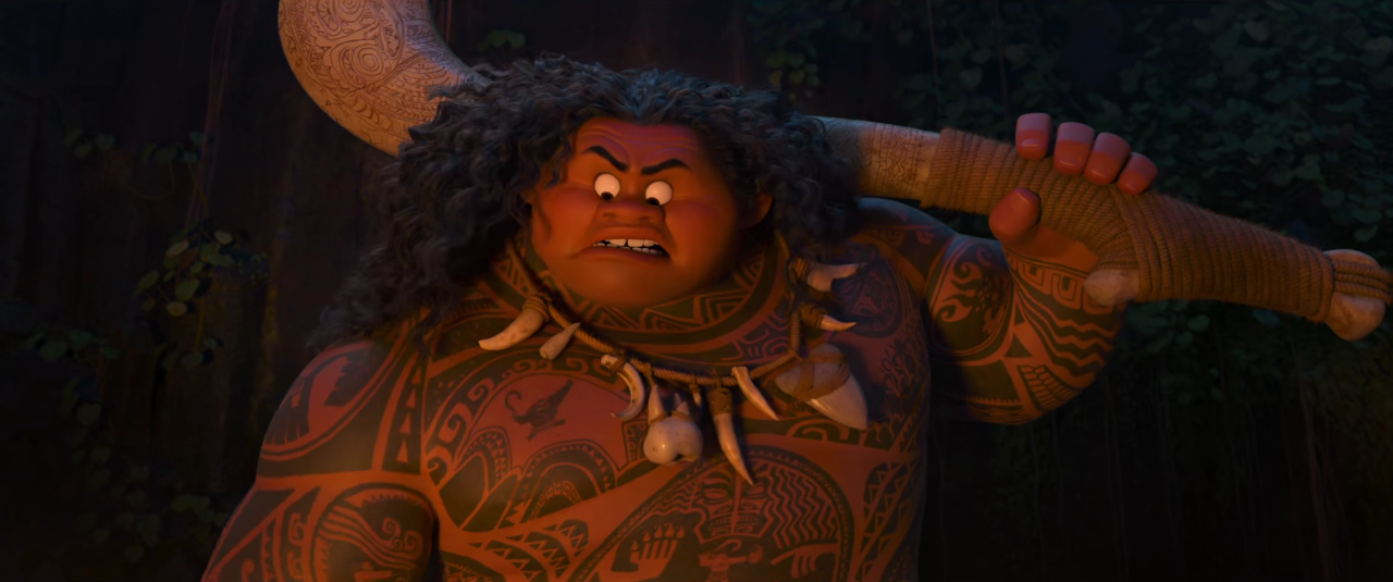 Watch the first trailer for Disney's 'Moana'