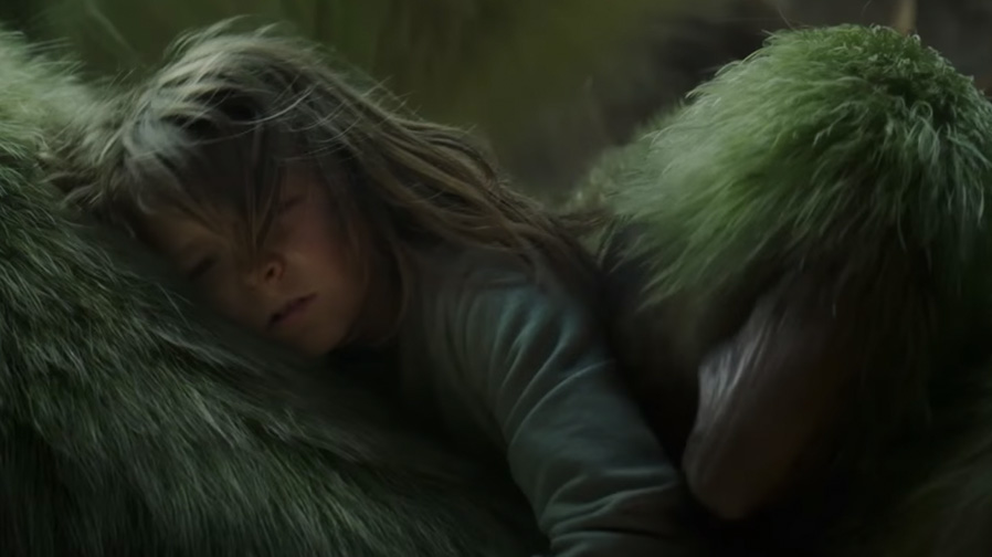 Prepare to meet a very big secret in new trailer for 'Pete's Dragon'