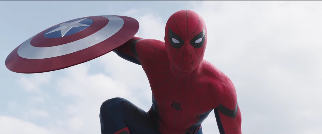 Andrew Garfield is all for Tom Holland's Spiderman
