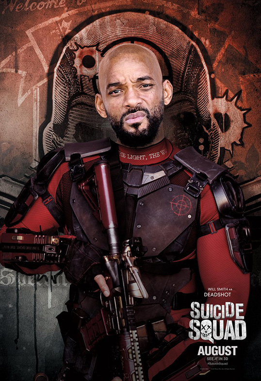 Suicide Squad Task Force X Posters Deadshot SpicyPulp